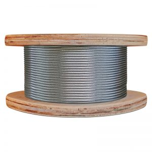 """SSCB18250 1/8"""" CABLERAIL® COIL 250' LONG"""