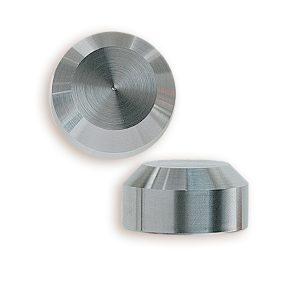 """SSCBECSSCH STAINLESS END CAP - CHAMFER STYLE 3/4""""OD x 3/8""""H"""
