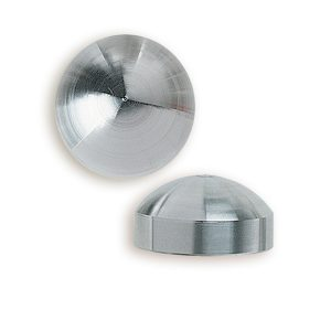 """SSCBECSSDO STAINLESS END CAP - DOME STYLE 3/4""""OD x 3/8""""H"""